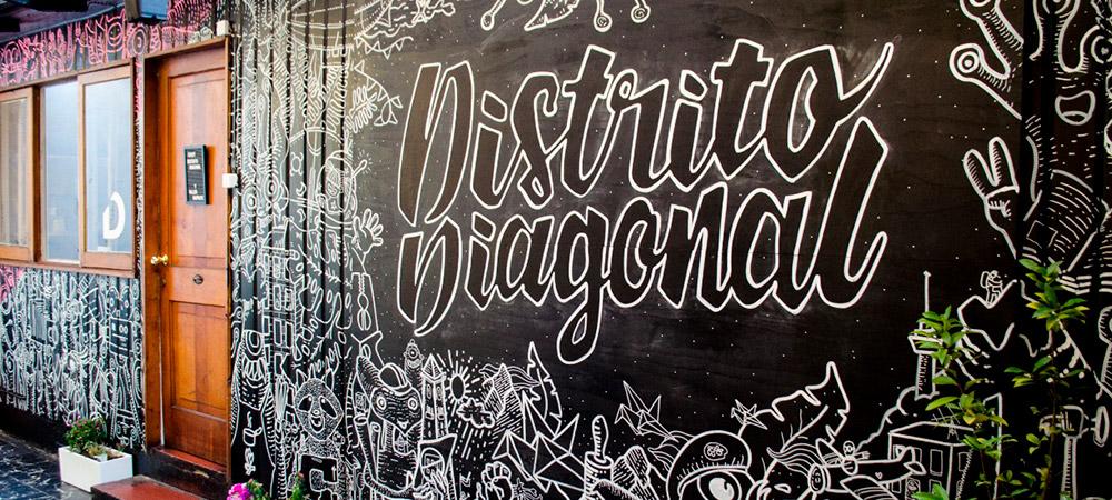 Distrito Diagonal